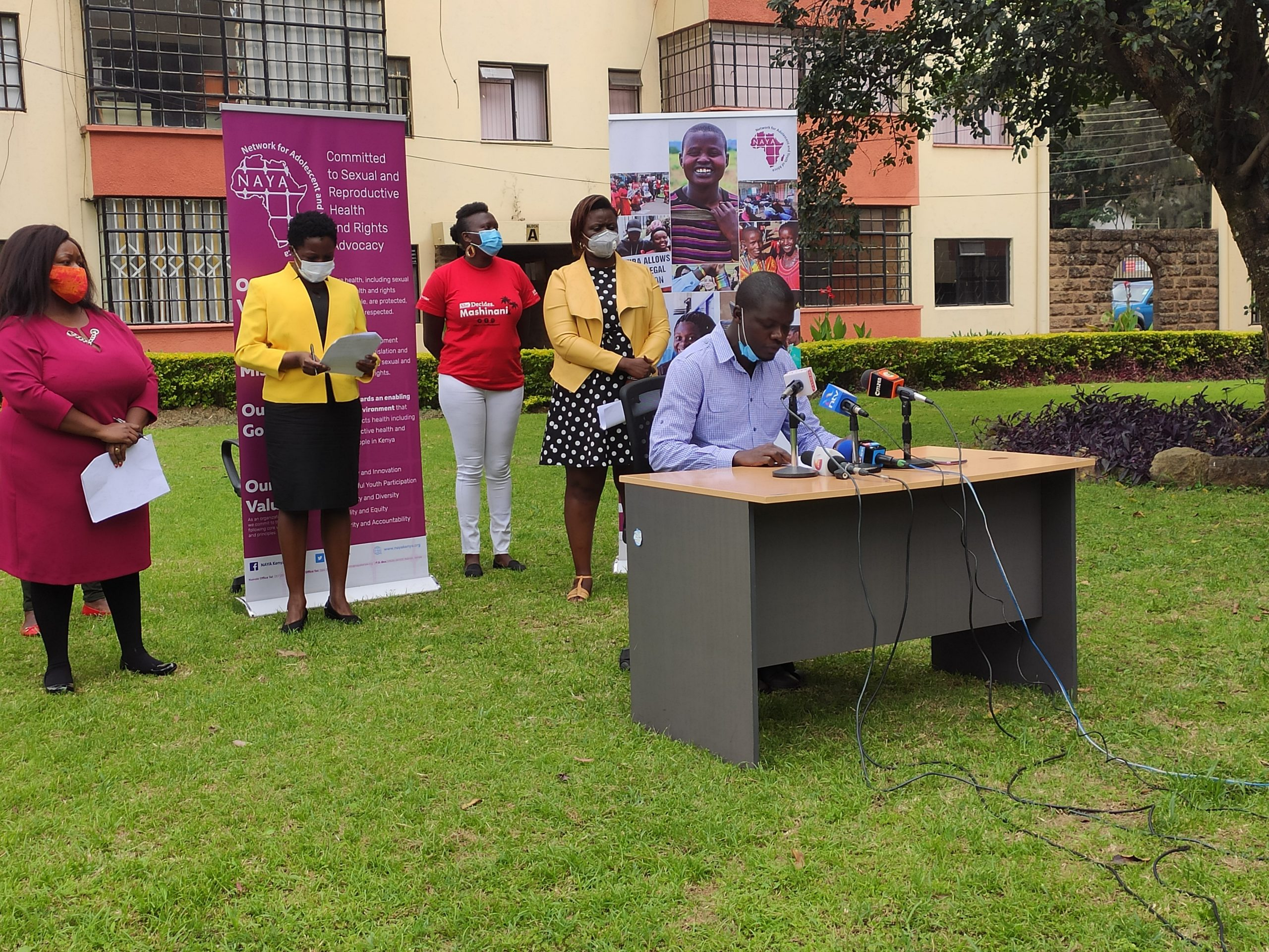 JOINT STATEMENT: Operationalize the Bill of Rights and Facilitate Access to Sexual and Reproductive Health and Rights