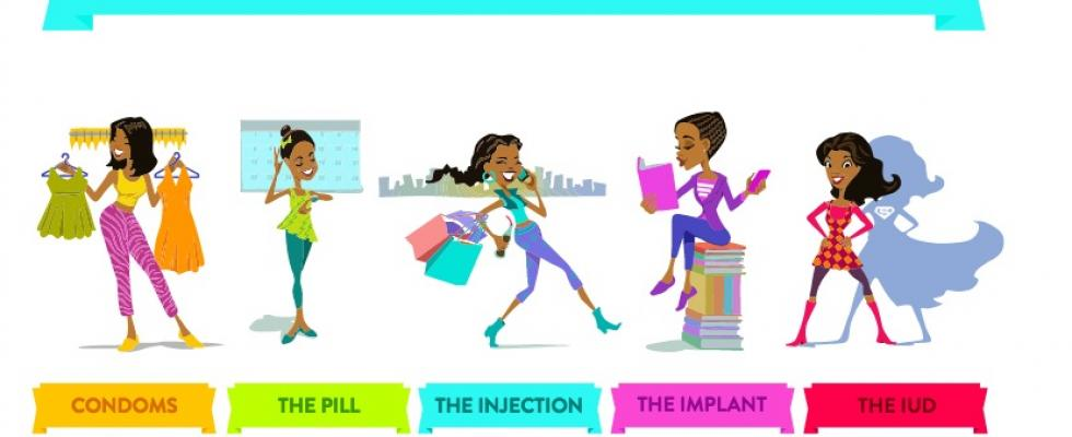 Encourage use of contraceptives among youth and save lives