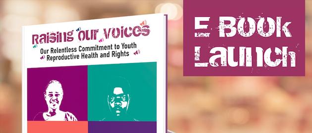 E-book Launch: Raising Our Voices!