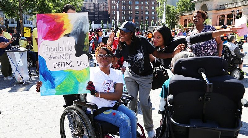 Remove Sexual health Barriers for Persons with Disability